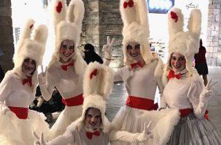 Rekvizity a masky_bunnies